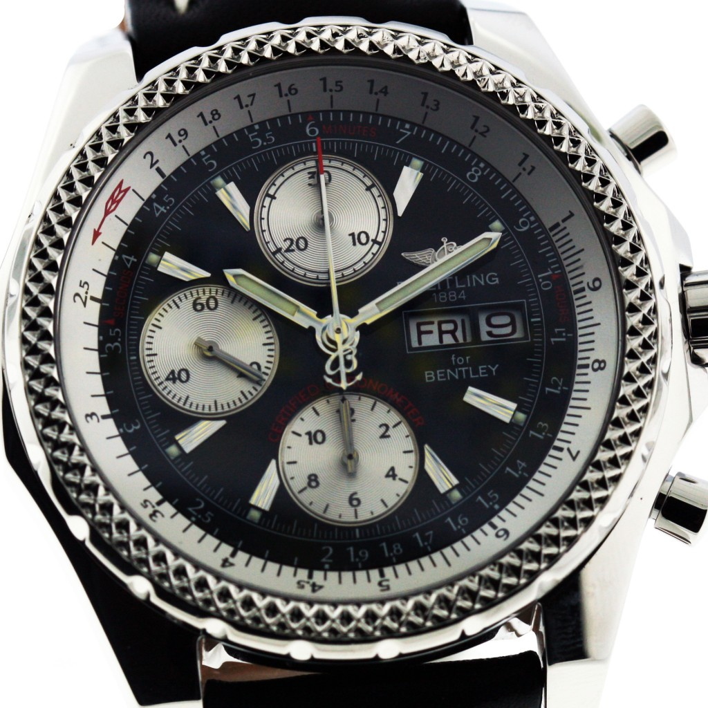 Breitling Bentley Gt Wristwatches: Govberg Watch Repair