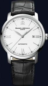 Baume et Mercier watch repair
